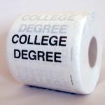 "Leon Reid IV's ""College Degree Toilet Paper"""