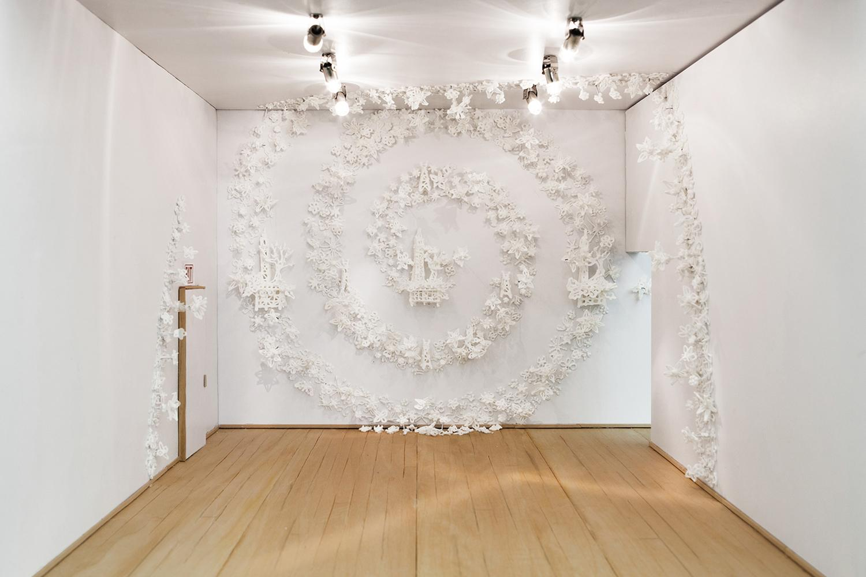 """Susan Graham's """"Spiral Landscape"""""""