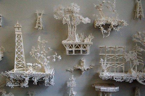 """Susan Graham's """"Toile Landscape"""""""