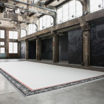 "Aude Moreau's ""Sugar Carpet"""