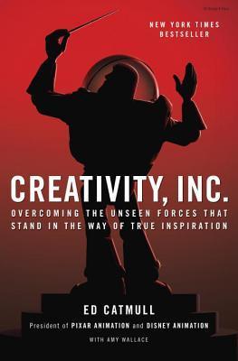 Artistic Thinking Bookshelf: Creativity, Inc.