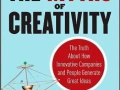 Artistic Thinking Bookshelf: The Myths of Creativity