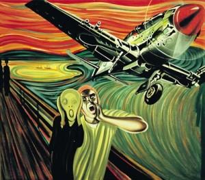Erró 'The Second Scream' 1967