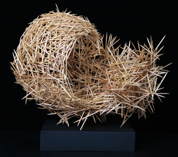 how to build bridhes with toothpicks