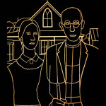 Steven Backman's American Gothic