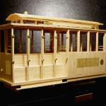 Steven Backman's San Francisco Cable Car