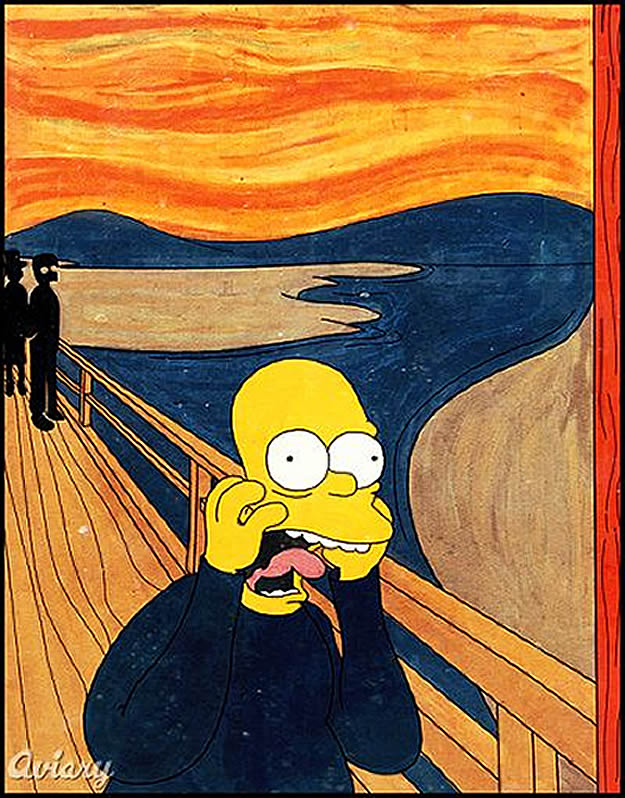 Impact of edvard munch s the scream