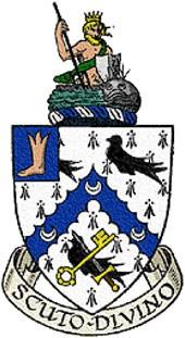 Brook Watson's Coat of Arms