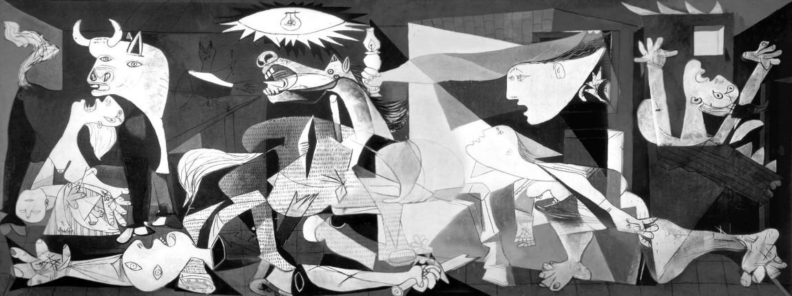Picasso's guernica