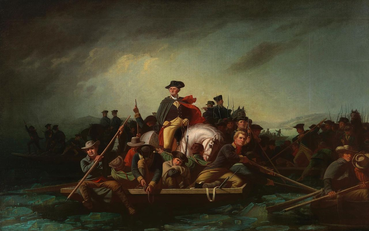 George_Caleb_Bingham's_Washington_Crossing_the_Delaware