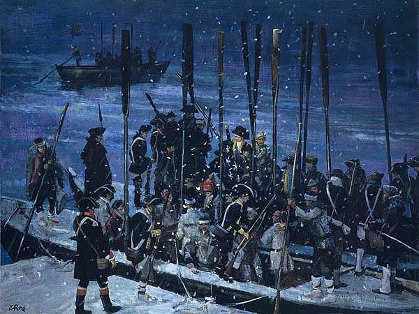 Peter Fiore's When Washington Crossed the Delaware