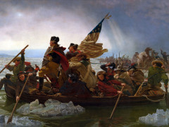 ELA Connect: Washington Crossing the Delaware
