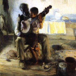 ELA Connect: The Banjo Lesson