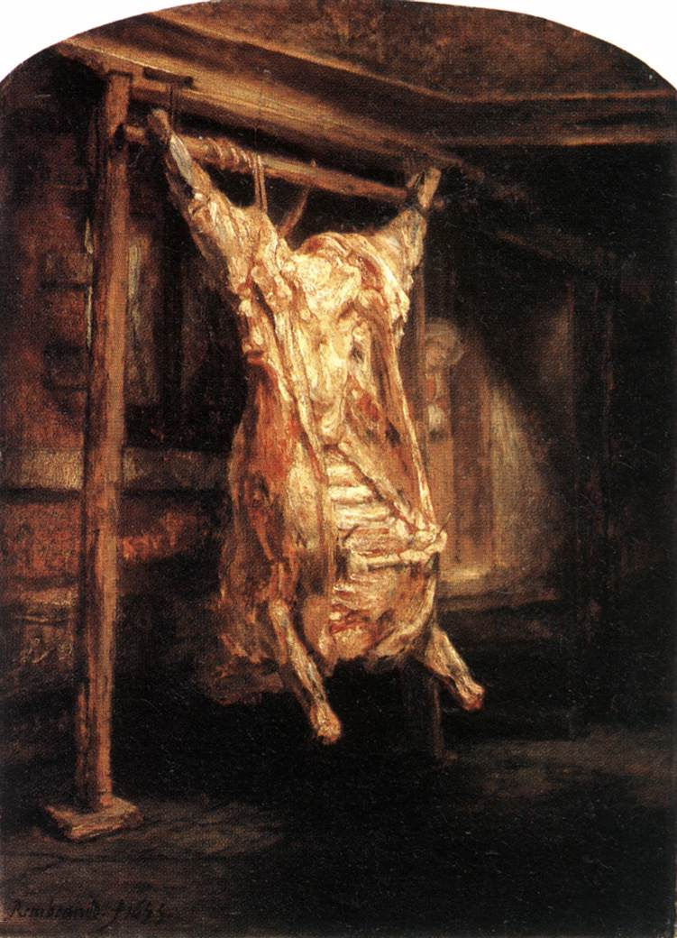 Rembrandt_-_The_Flayed_Ox