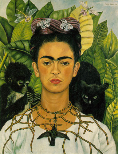 Frida_Kahlo_self-portrait-hummingbird-thorn-necklace