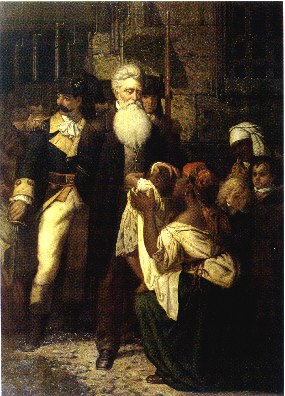 JohnBrown's Blessing.1867.Thomas Satterwhite Noble