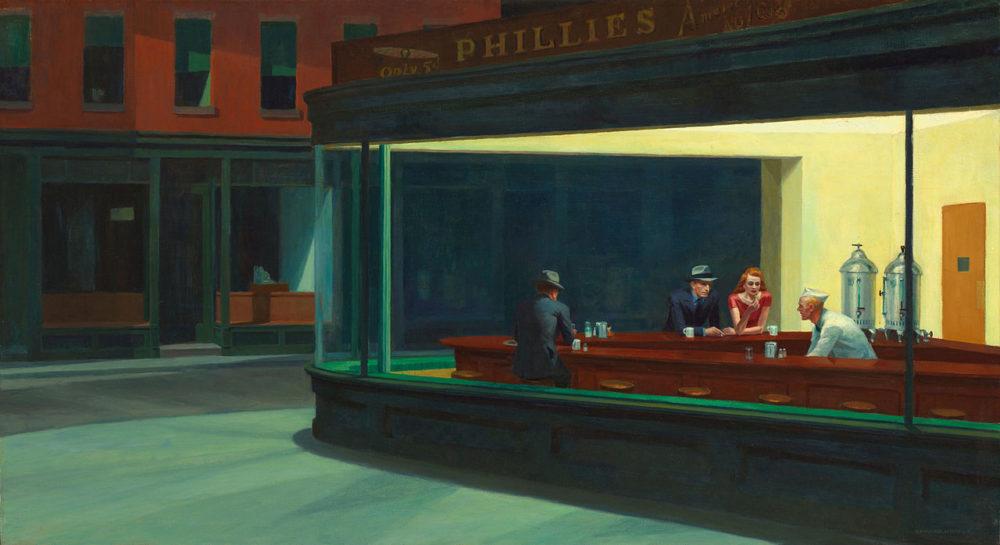 Edward Hoppers Nighthawks A Cross Curricular Lesson Plan