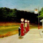 E.Hopper.gas.1940