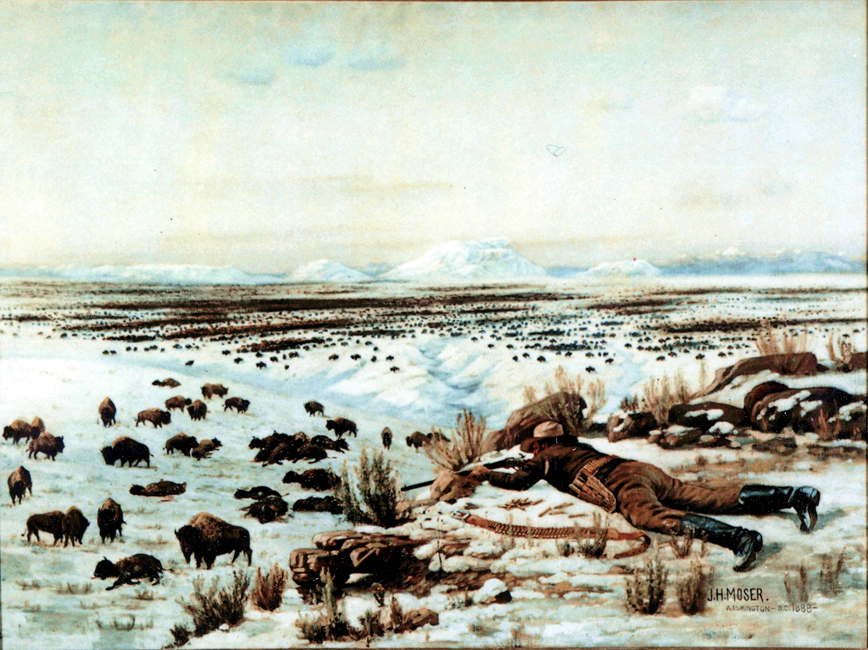 James Henry Moser's The Deadly Still-Hunt (1888)